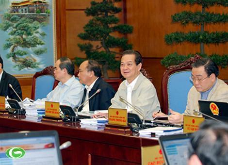 Thủ tướng Nguyễn Tấn Dũng: Bảo vệ nghiêm ngặt và sử dụng hiệu quả đất trồng lúa