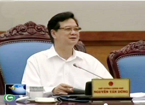 Thu tuong Nguyen Tan Dung