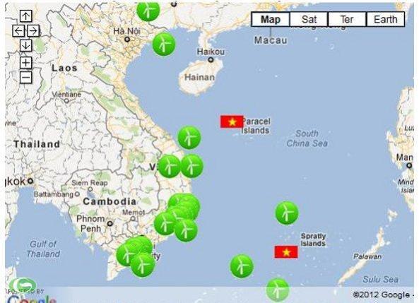Các dự án phát triển năng lượng sạch tại Việt Nam, biểu tượng cho phát triển bền vững