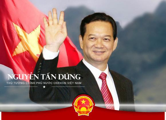 Thủ tướng Nguyễn Tấn Dũng - nhân vật của năm 2010
